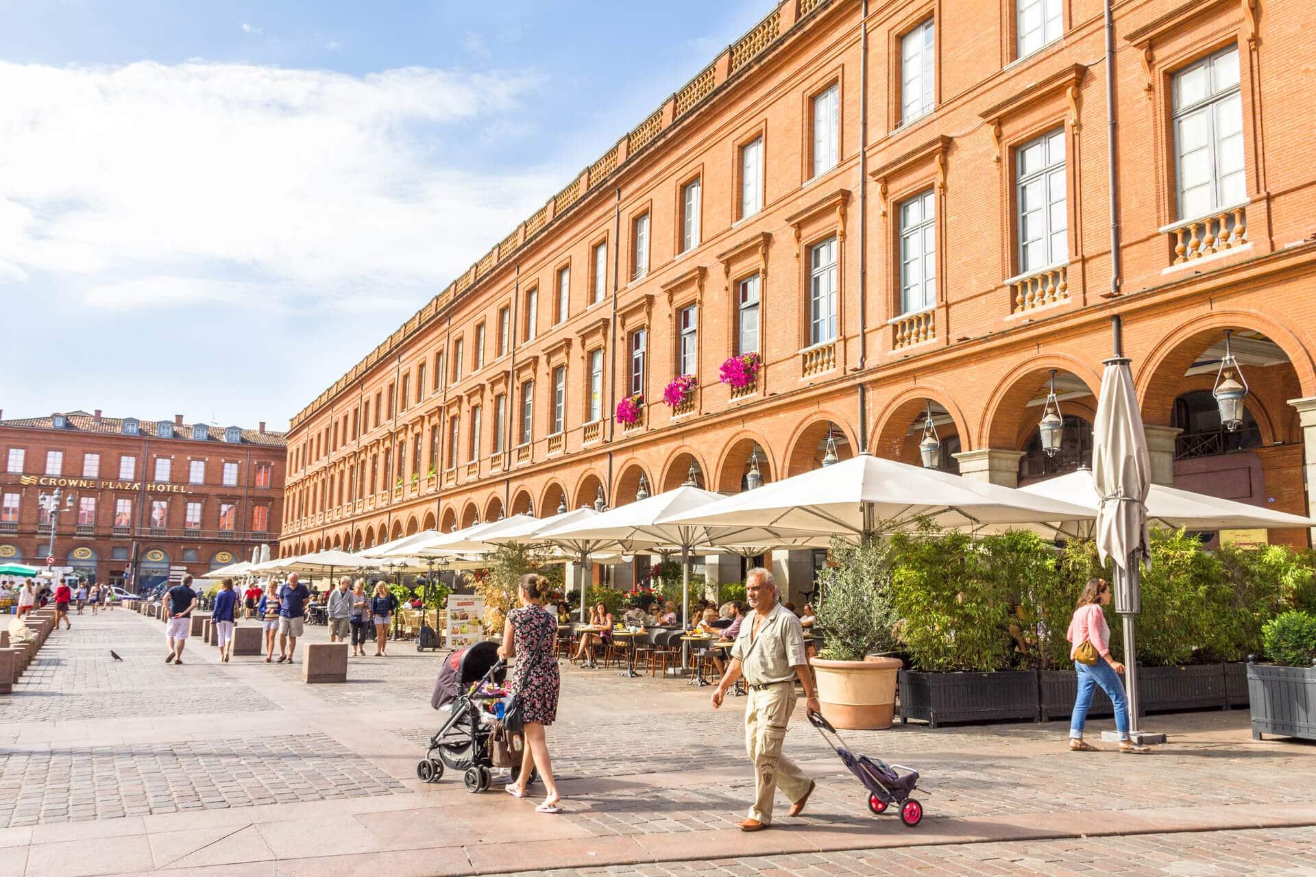 Toulouse ville où investir
