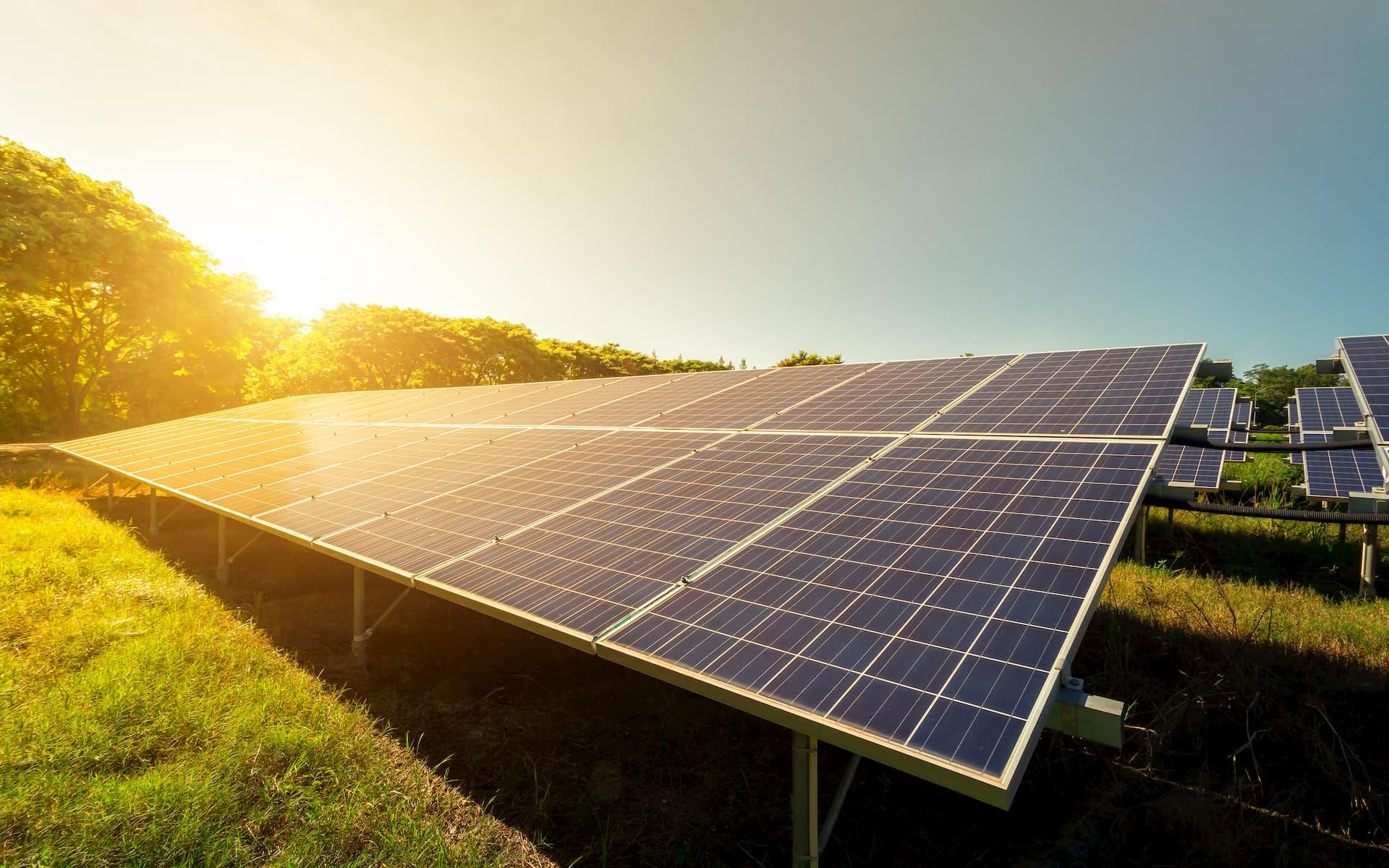Nouvelle centrale photovoltaïque ancien site AZF
