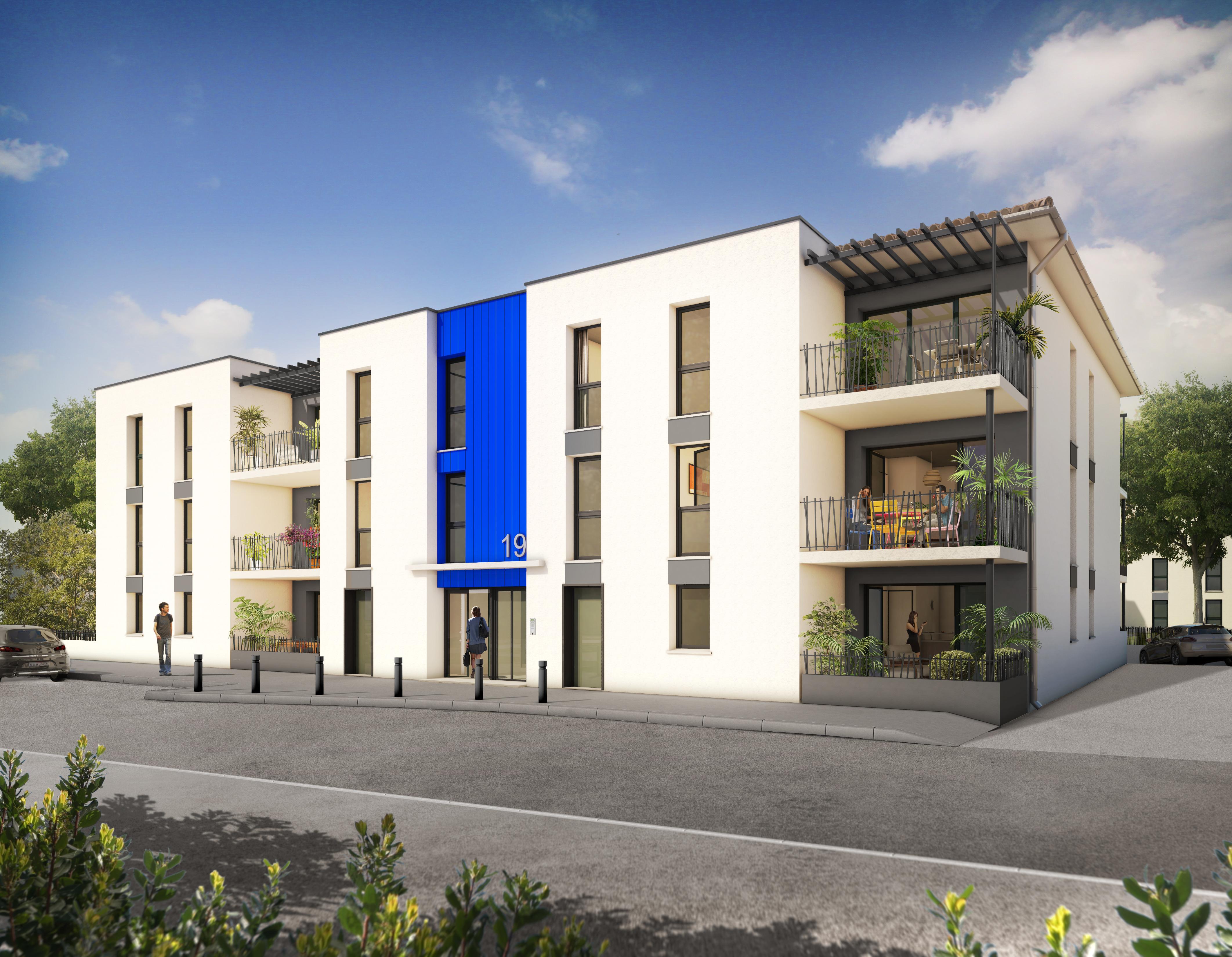 Les appartements neufs dans les communes Sud de Toulouse ...